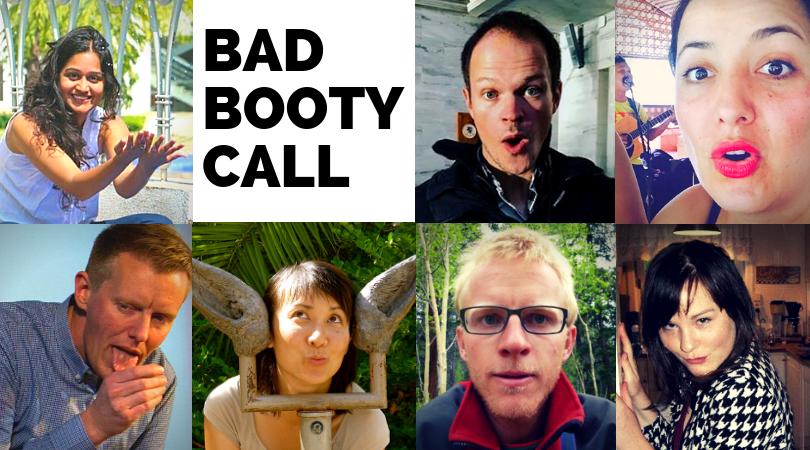 20:45 BAD BOOTY CALL