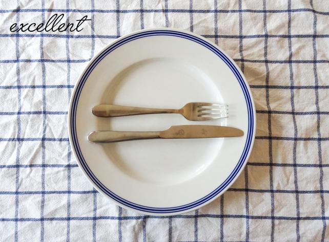 Besticketikett, bordsskick - låt dina bestick berätta vad du tycker om maten