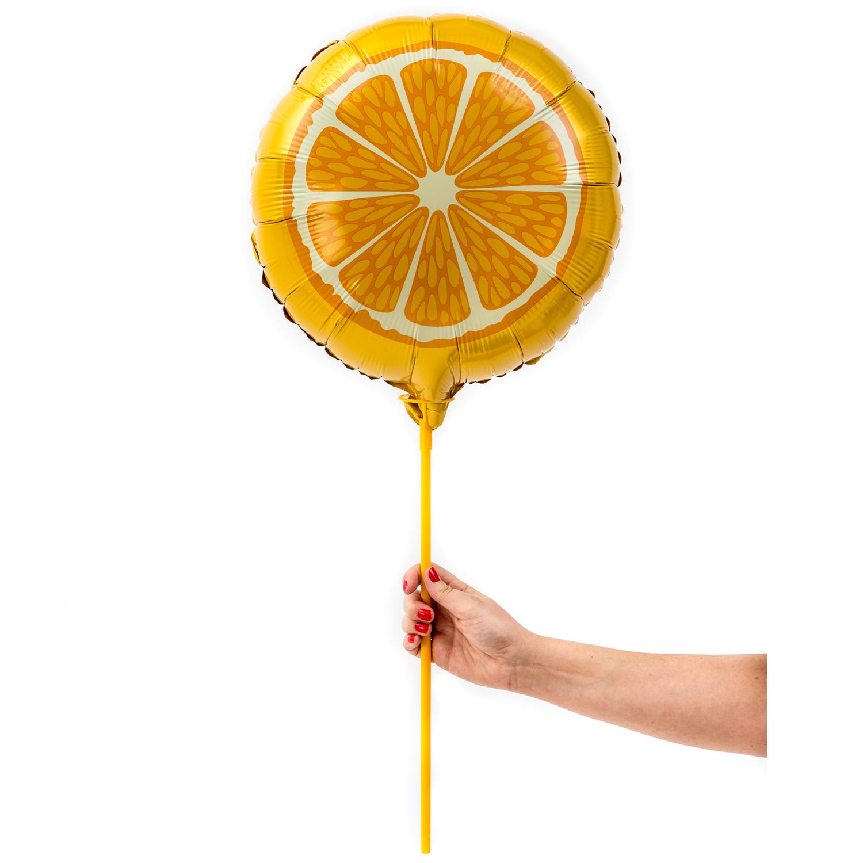 Fruktballonger apelsinballong