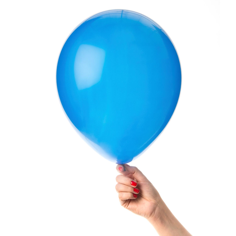 Copy of Blå ballong
