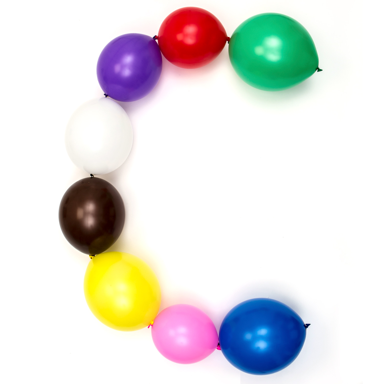 Länkballonger