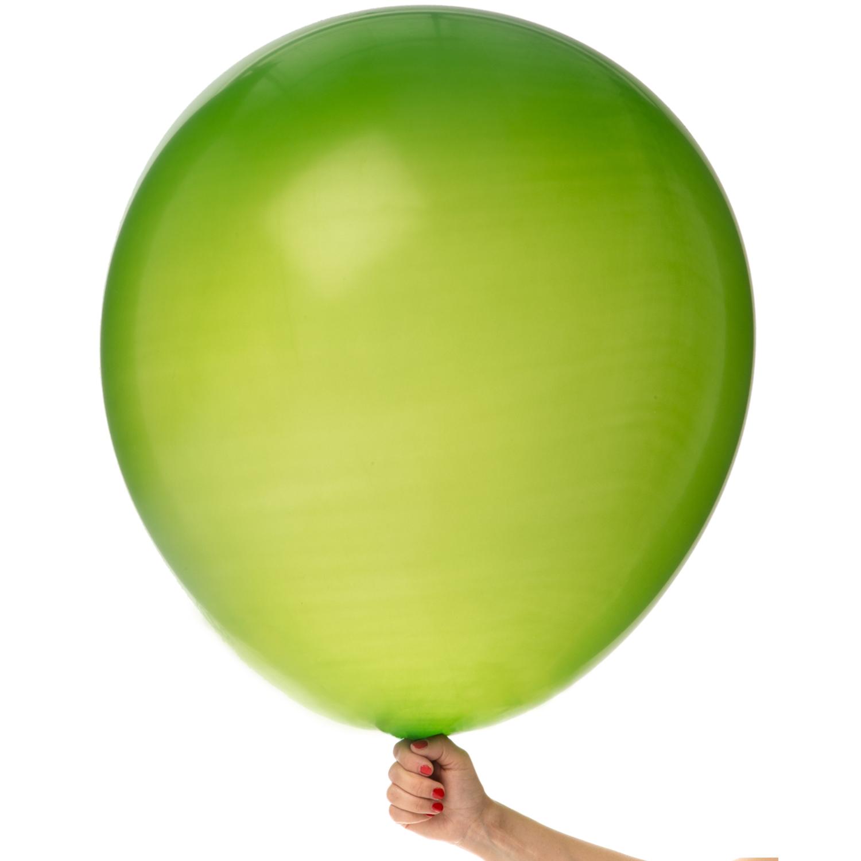 Jätteballong grön