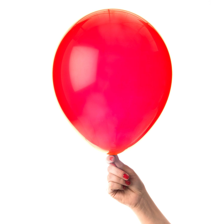 Copy of Röda ballonger