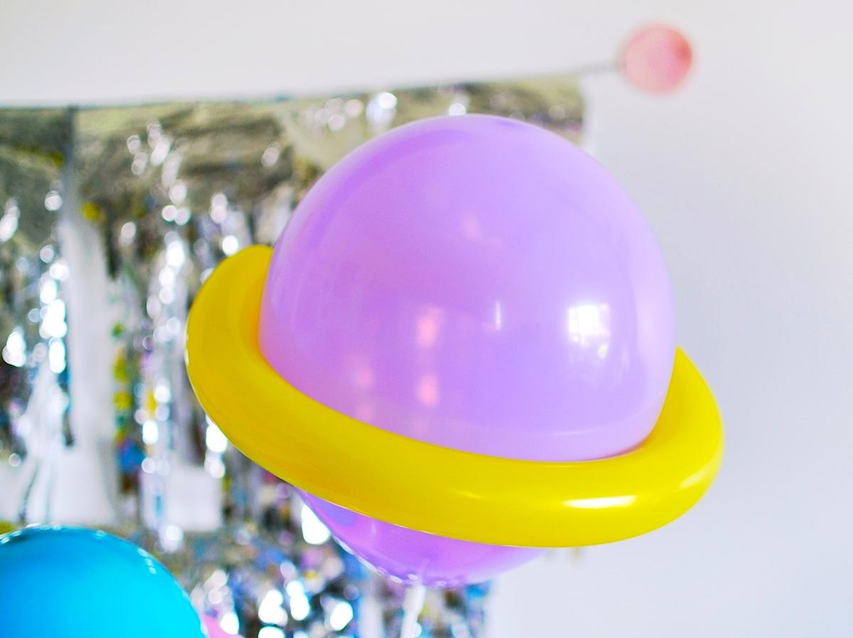 rymd ballonger