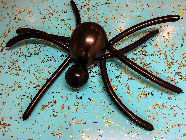 ballong spindel