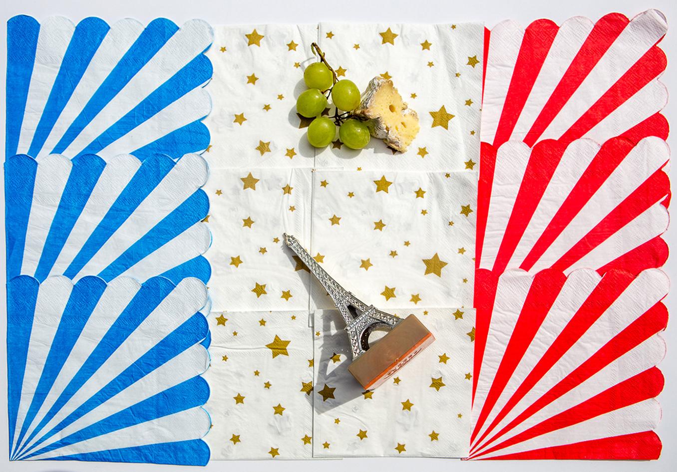 franska flaggan