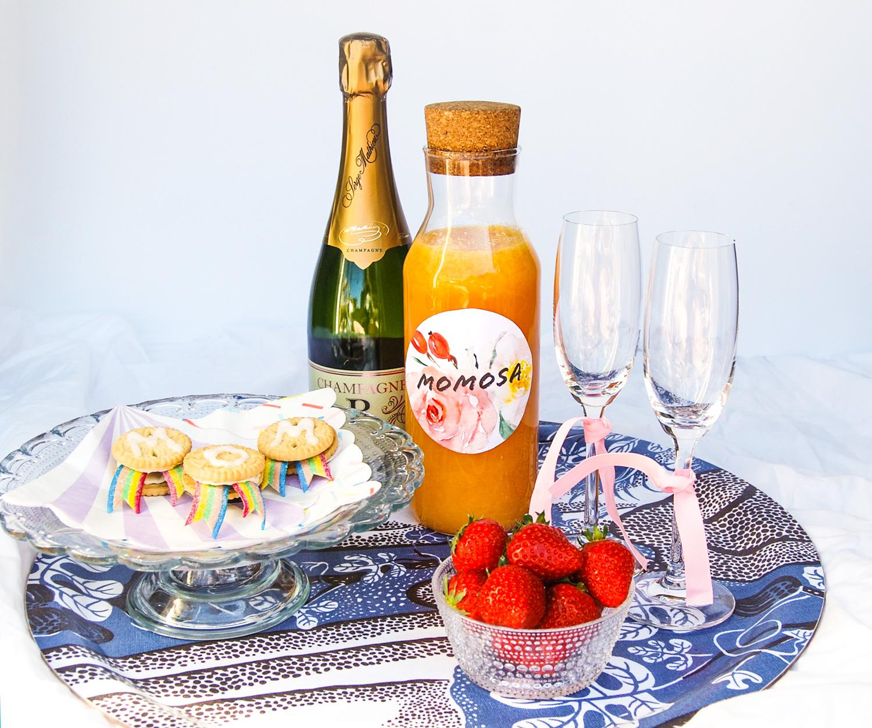 momosa den perfekta cocktailen för morsdag