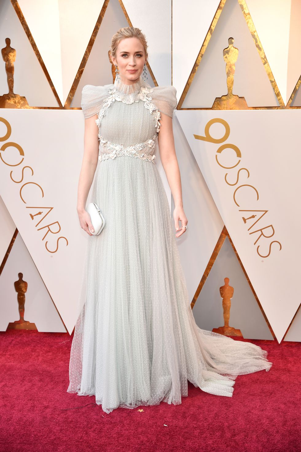 Oscars dress Emily Blunt