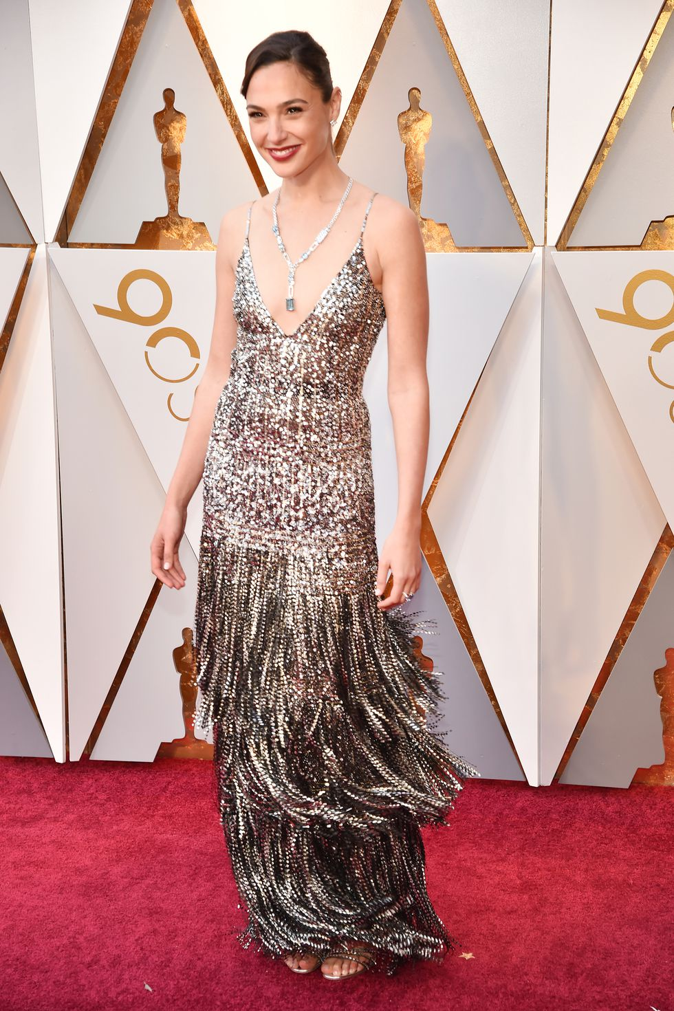 Oscars dress Gal Gadot