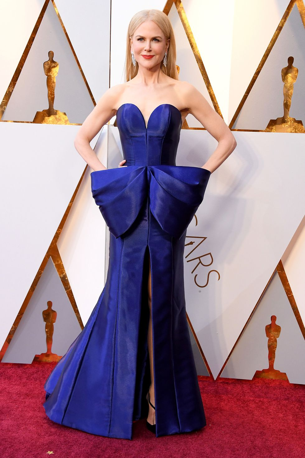 Oscars dress Nicole Kidman