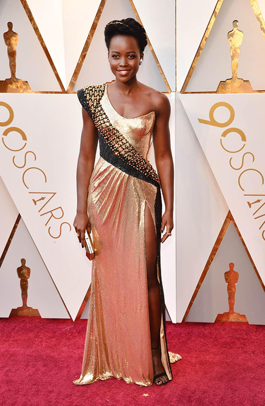 Oscars dress Lupita Nyong'o