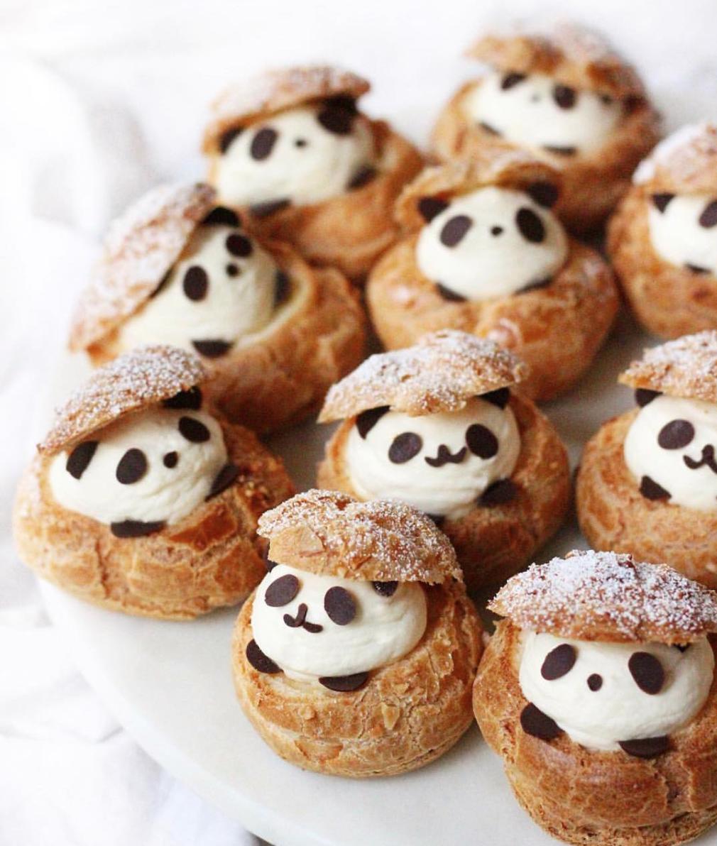 panda semlor