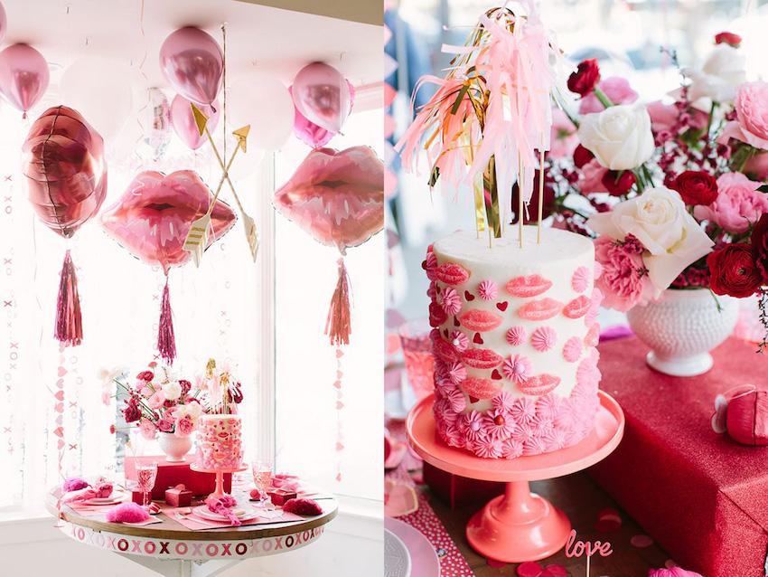 galentine tårta