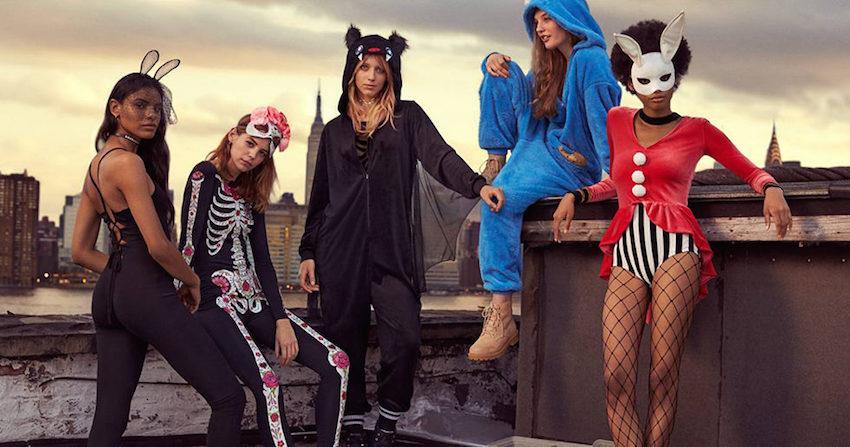 H&M Halloween kläder