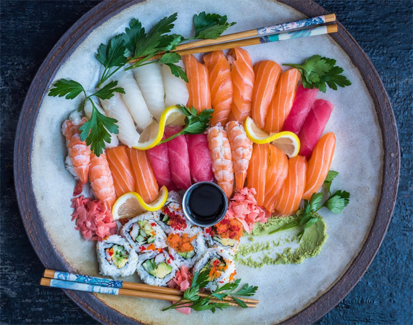 sushi do's and dont's