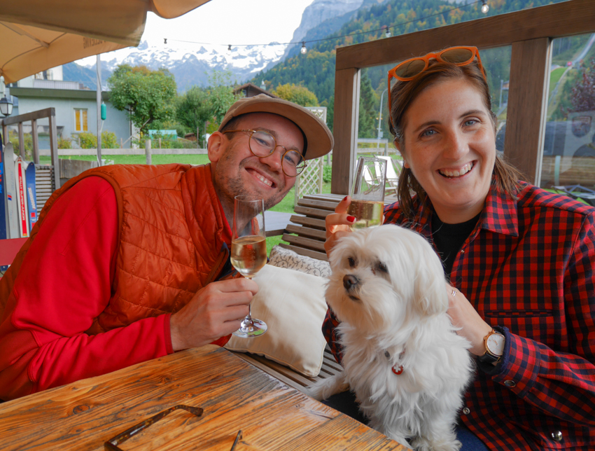 okroberfest på Skilodge Engelberg