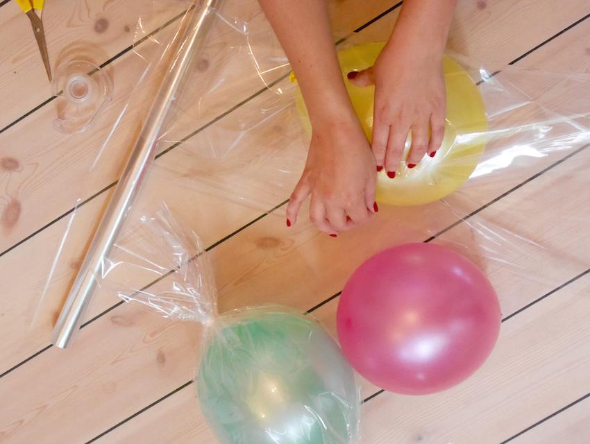 ballong karameller