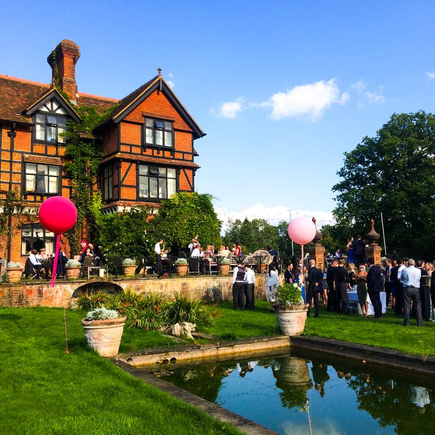 Hambledon House Surrey England