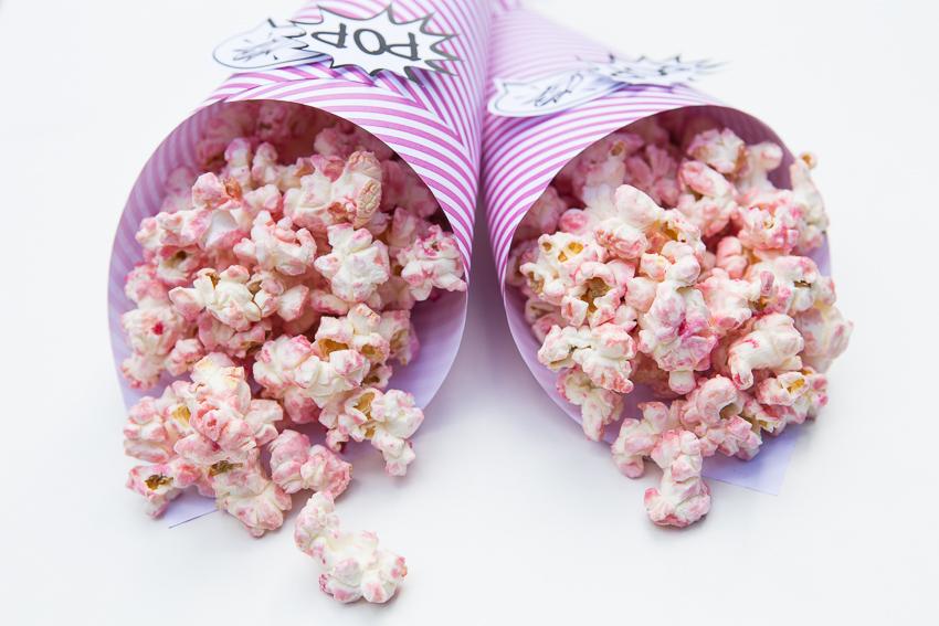 rosa popcorn