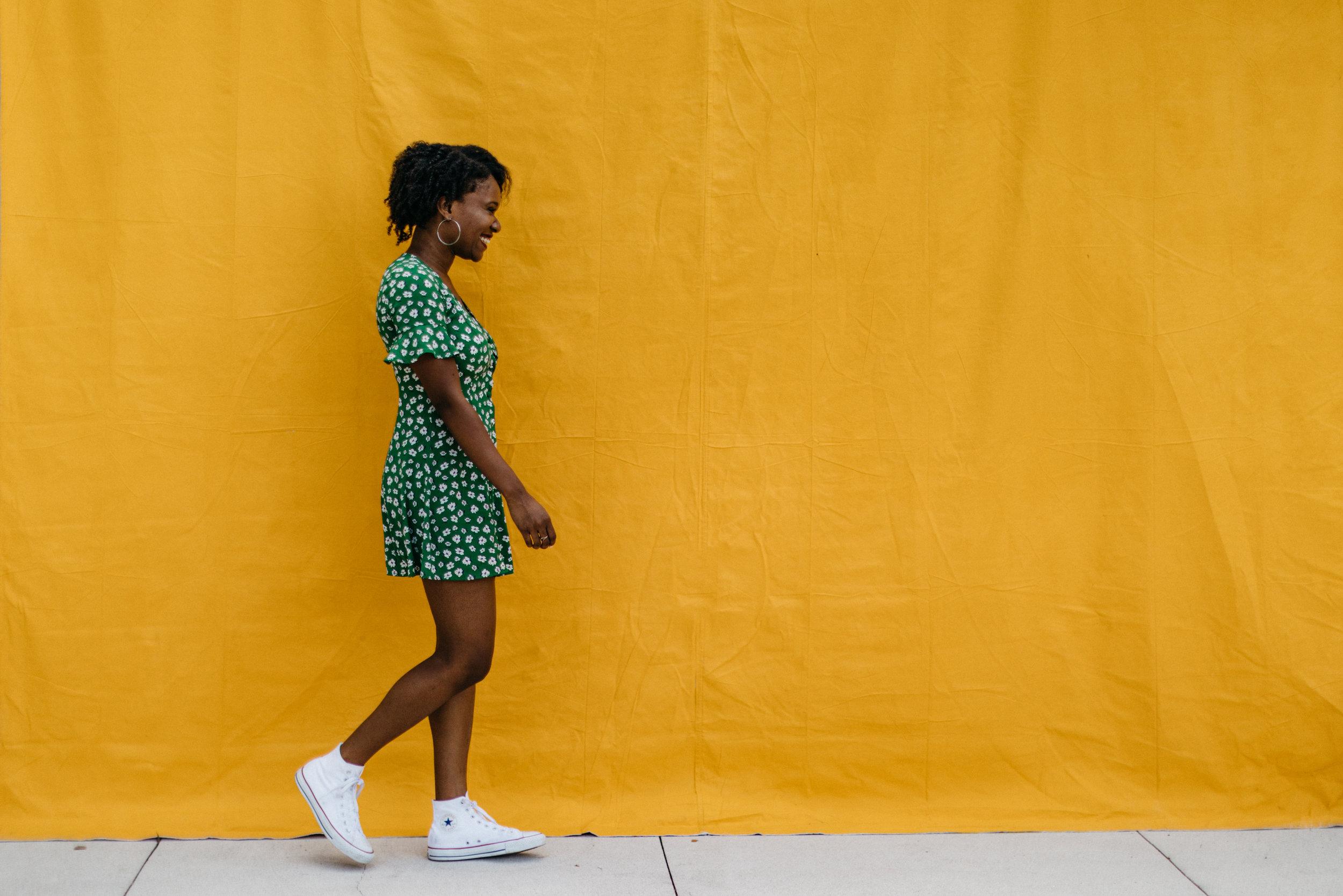 walk with purpose -