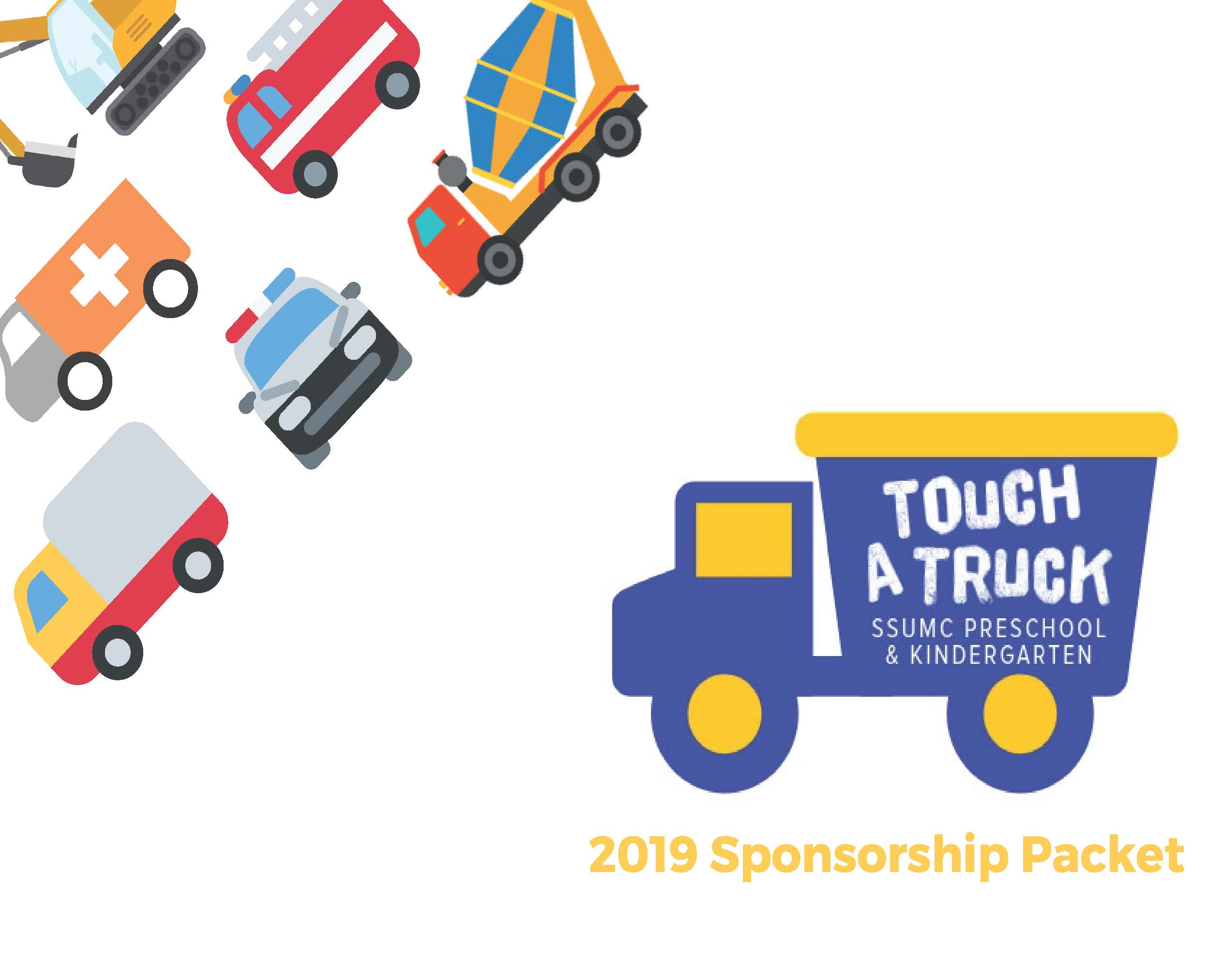 Click on the packet to find out which level of sponsorship is just right for your organization!