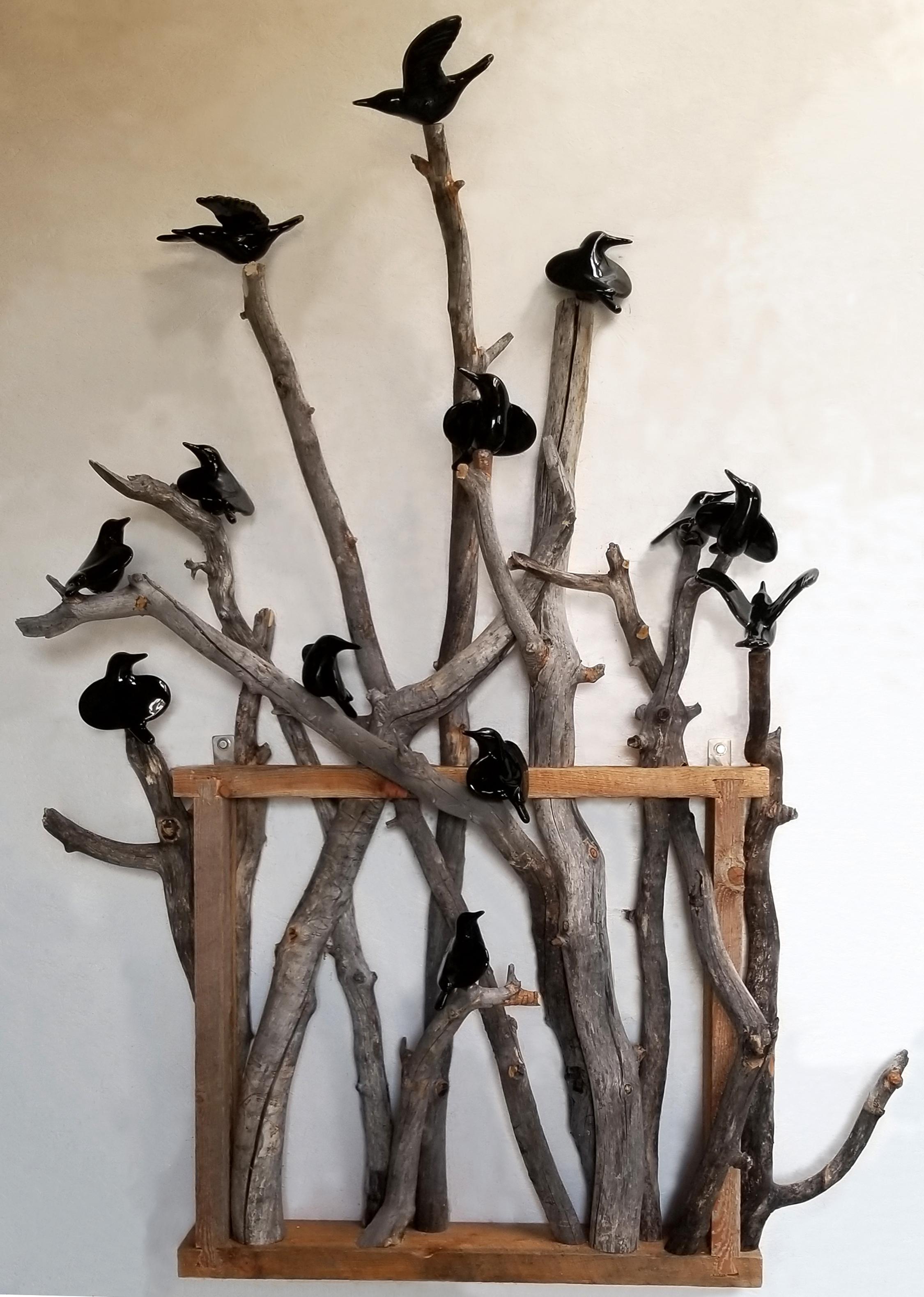 Cathy Weber: Birdhouse