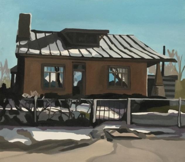 Agua Fria House : Sheila Miles