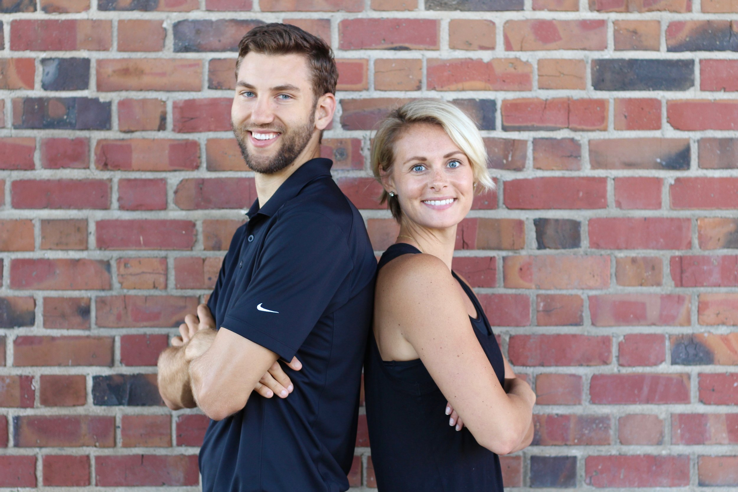 Reid Pearson started HeroFuel with his wife Cassidy.