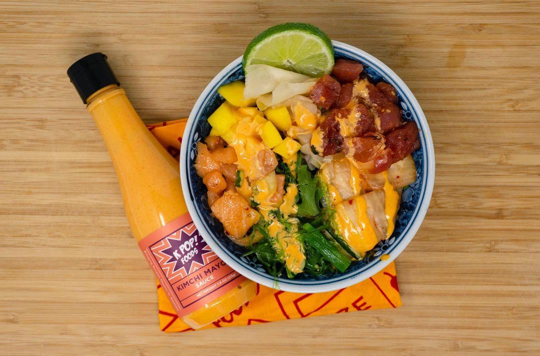 Photo courtesy of KPOP Foods