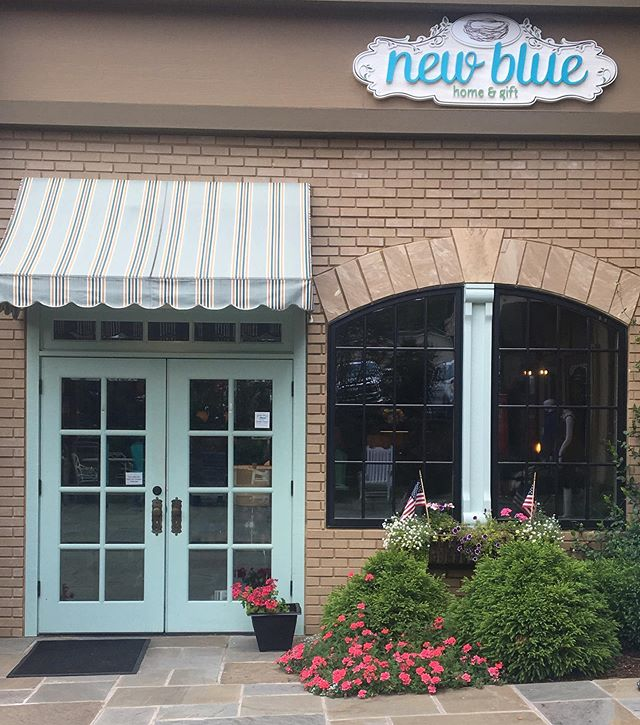 Are you #wanderingnorthga? Or do you #live there? 🙂  Find SIGNED copies of *The Best of the Nest* in New Blue, the best home furnishings and accessories store in Blue Ridge!💙 . . . #blueridge #blueridgega #blueridgeshopping #giftshopstore #read #reads #bookpromotion #cutelittlestore #northgeorgiamountains #wandernorthgeorgia #writerslife #thebestofthenest