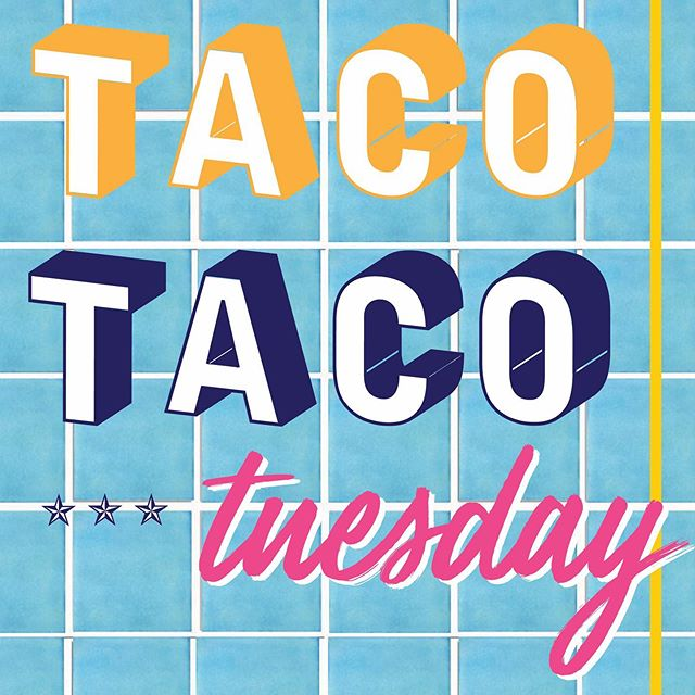 #Taco #Taco 🌮 Tuesday! 2x5 & 2x7 // #tacotuesday | #happyhour $ 5.95 #margaritas 🤤 🍹 #cheers