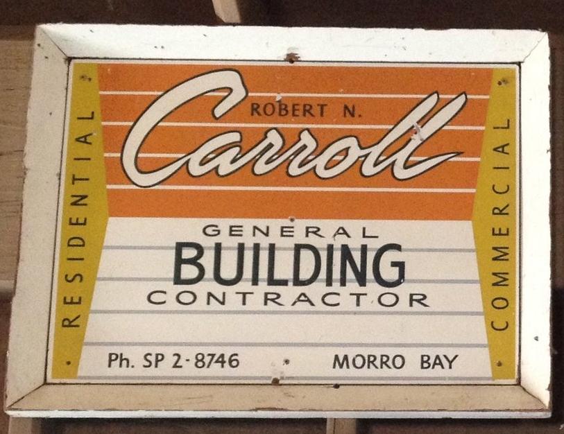 Robert Carroll, 1959