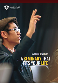 Download Ambrose Seminary Viewbook
