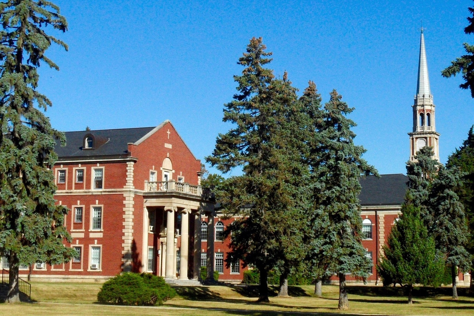 Conference 2019 - NAAPE hosts an international conference annually in the October. The next conference of the society will take place from October 25th to 27th, 2019 on the grounds of the beautiful University of St. Mary of the Lake, just outside of Chicago. To submit or register, click the button below.