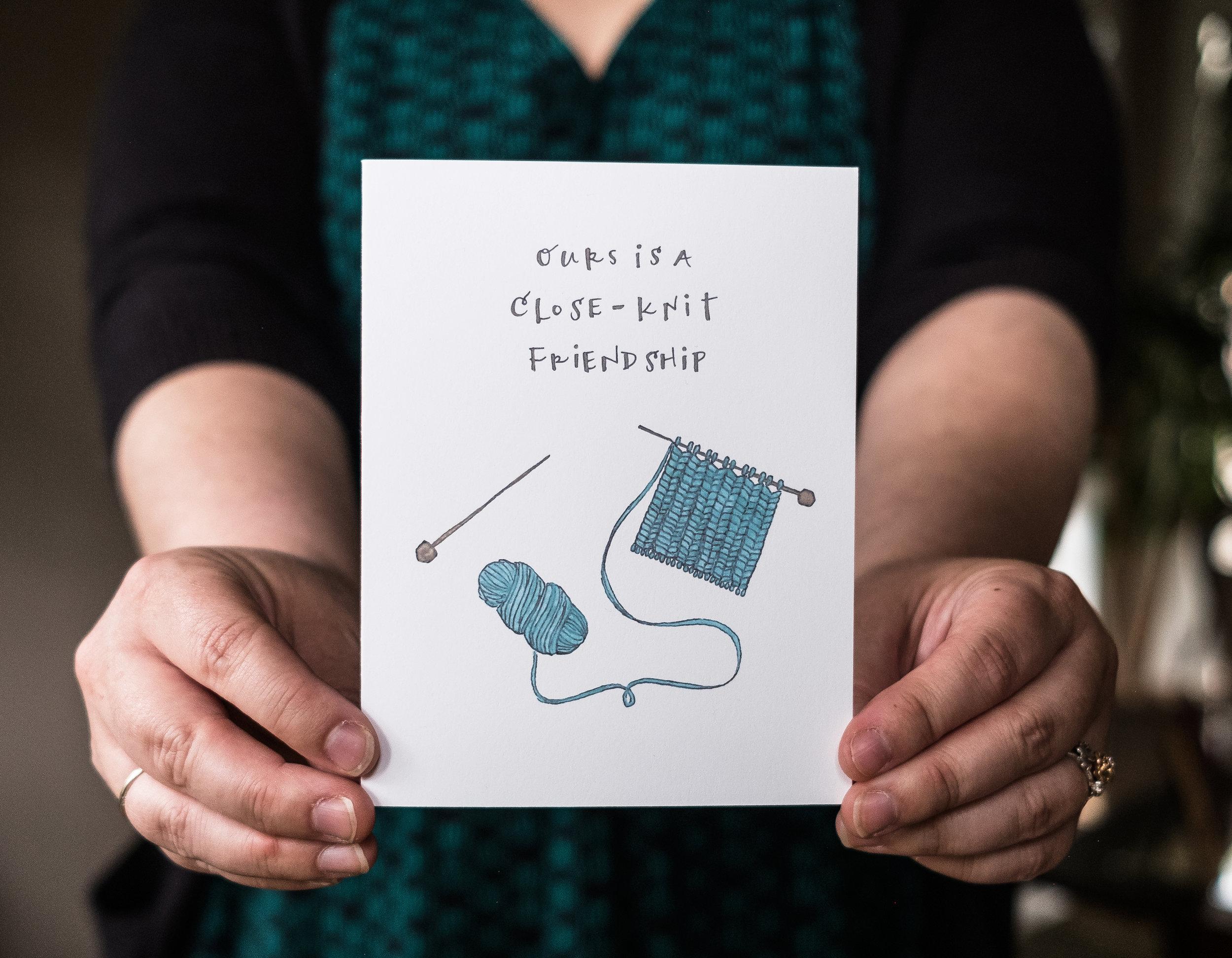 Lacelit Close-Knit Friendship