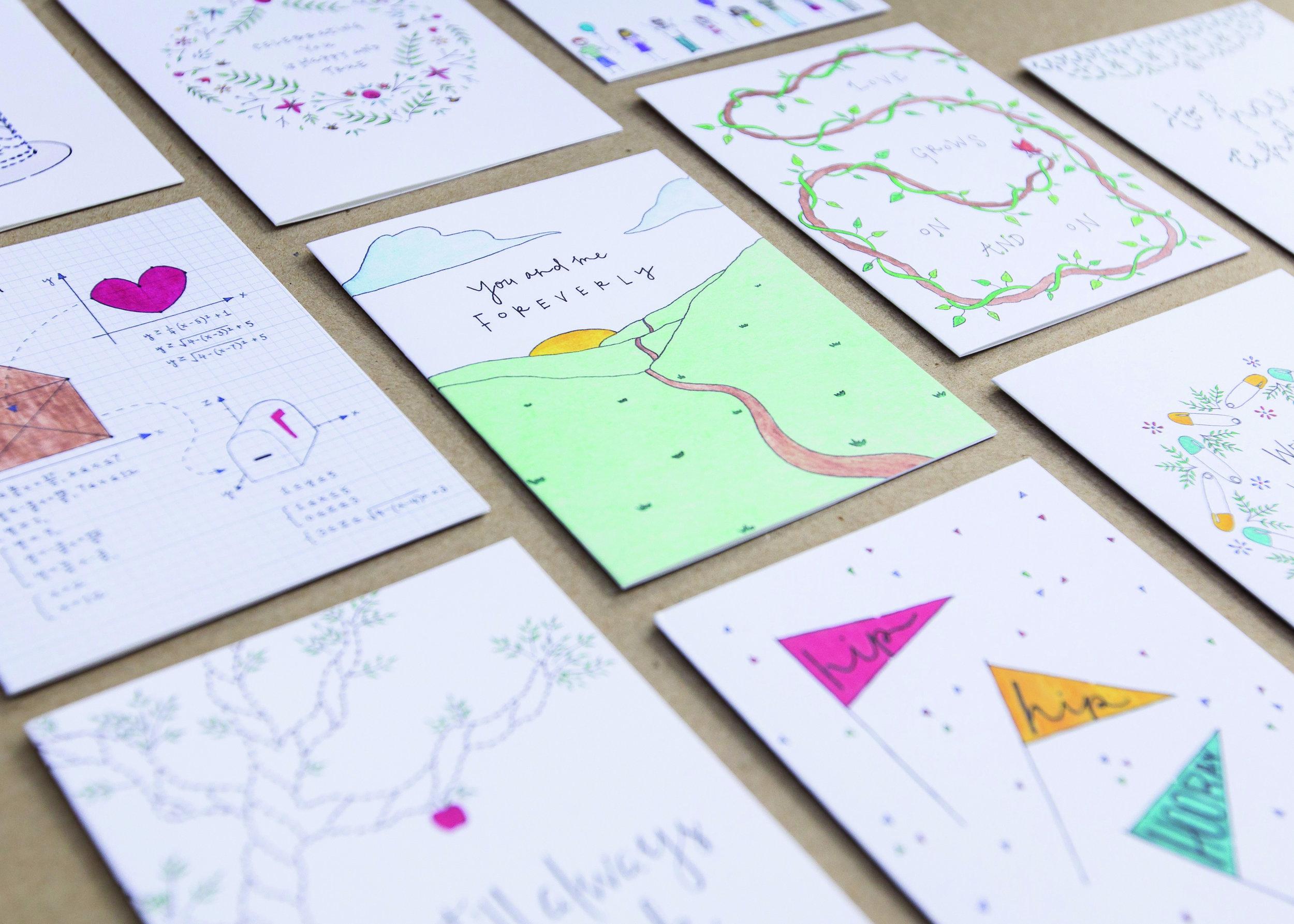 Lacelit Cards