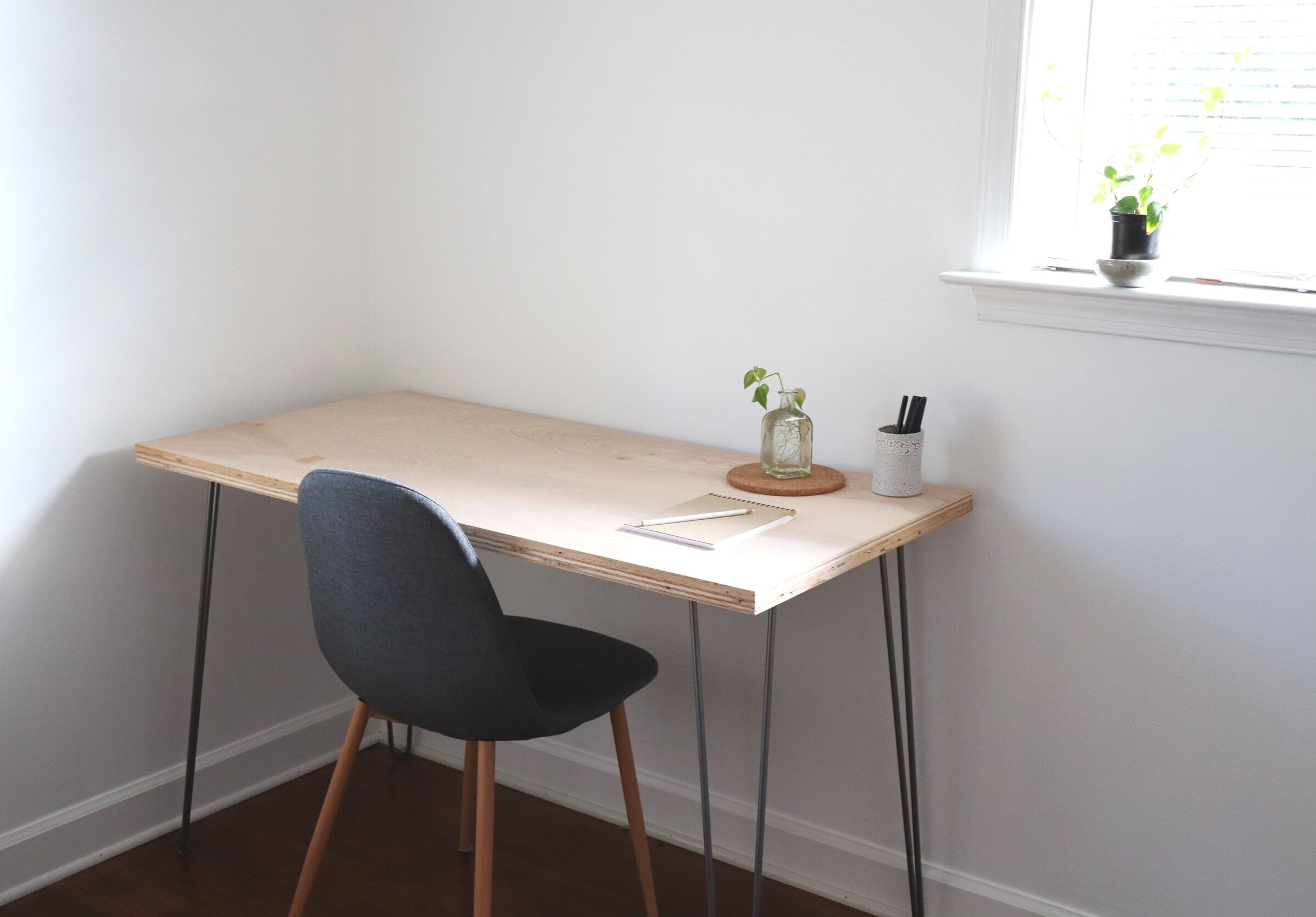 minimalist workspace inspiration