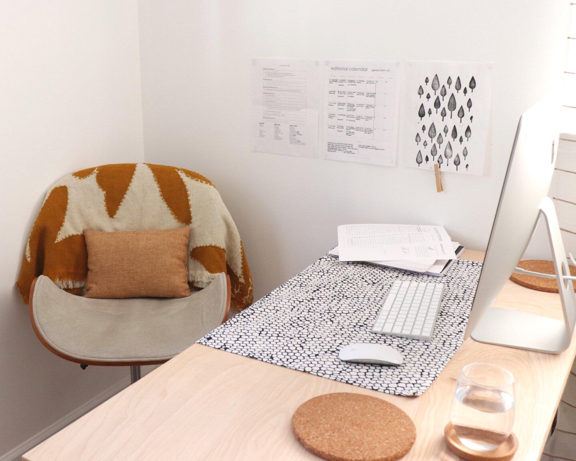 minimal modern office design
