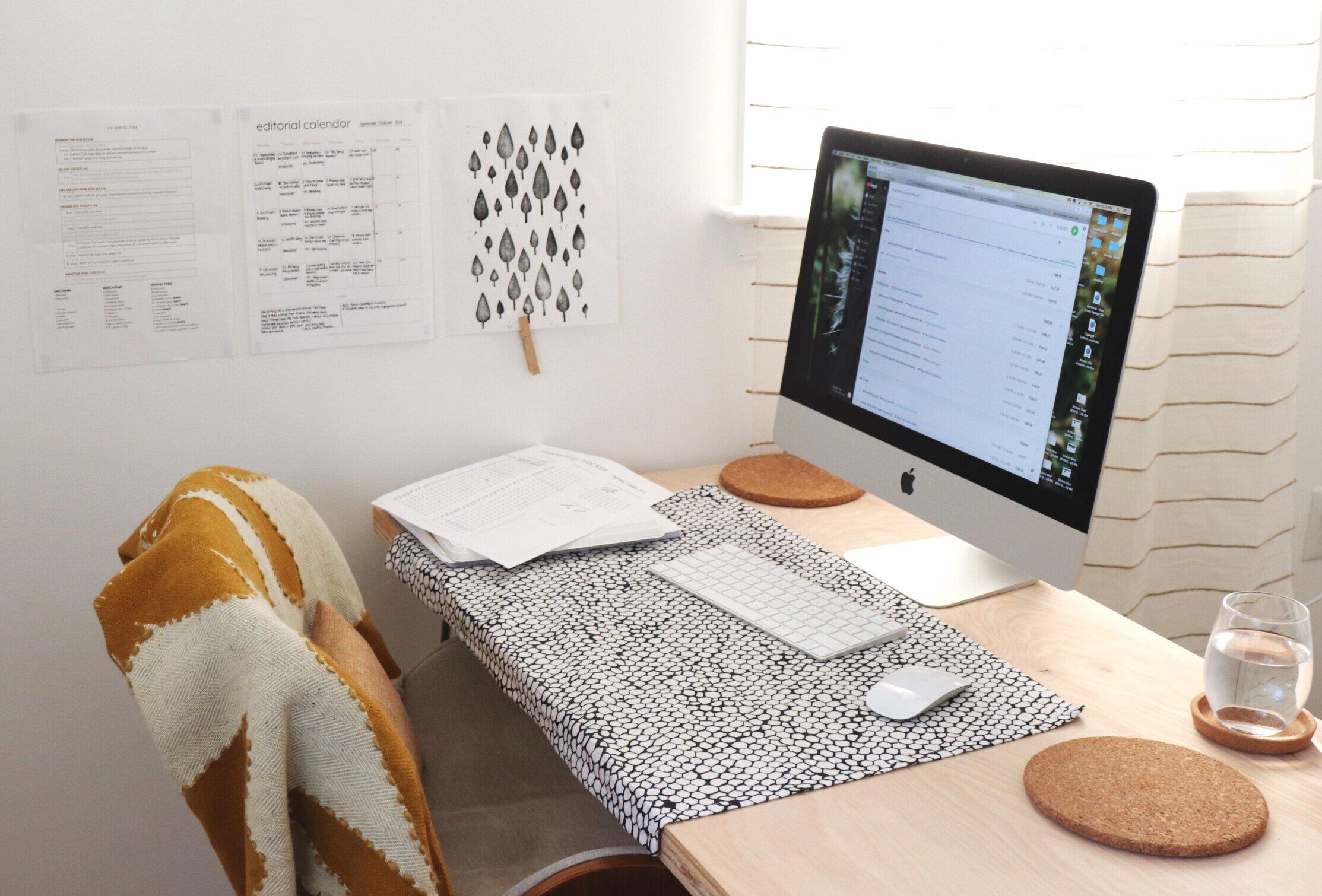 modern office creative business inspo