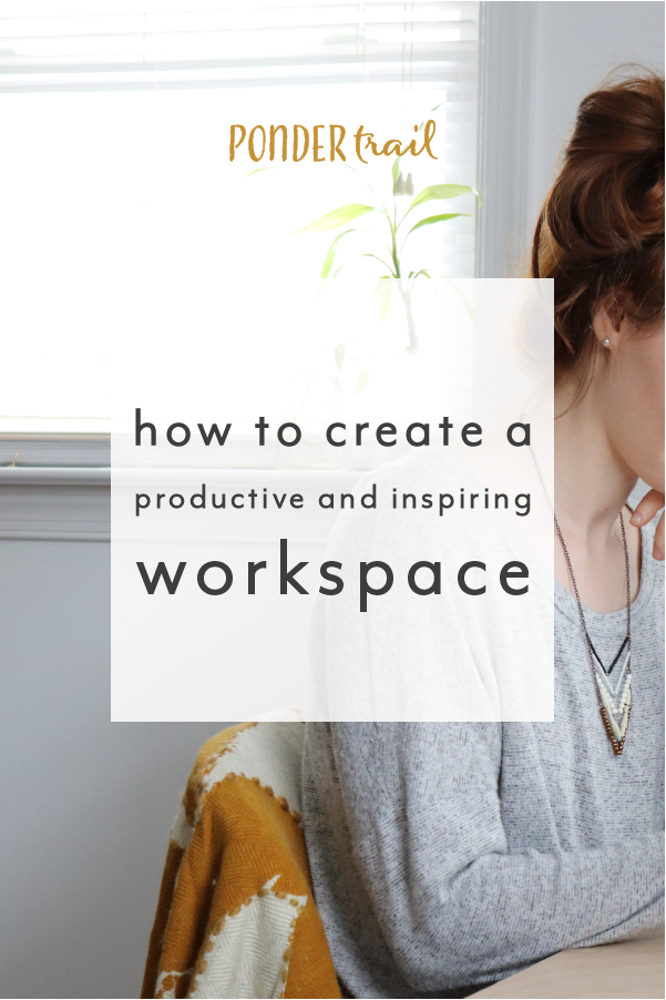 How to Create a Productive and Inspiring Workspace at Home or in an Office