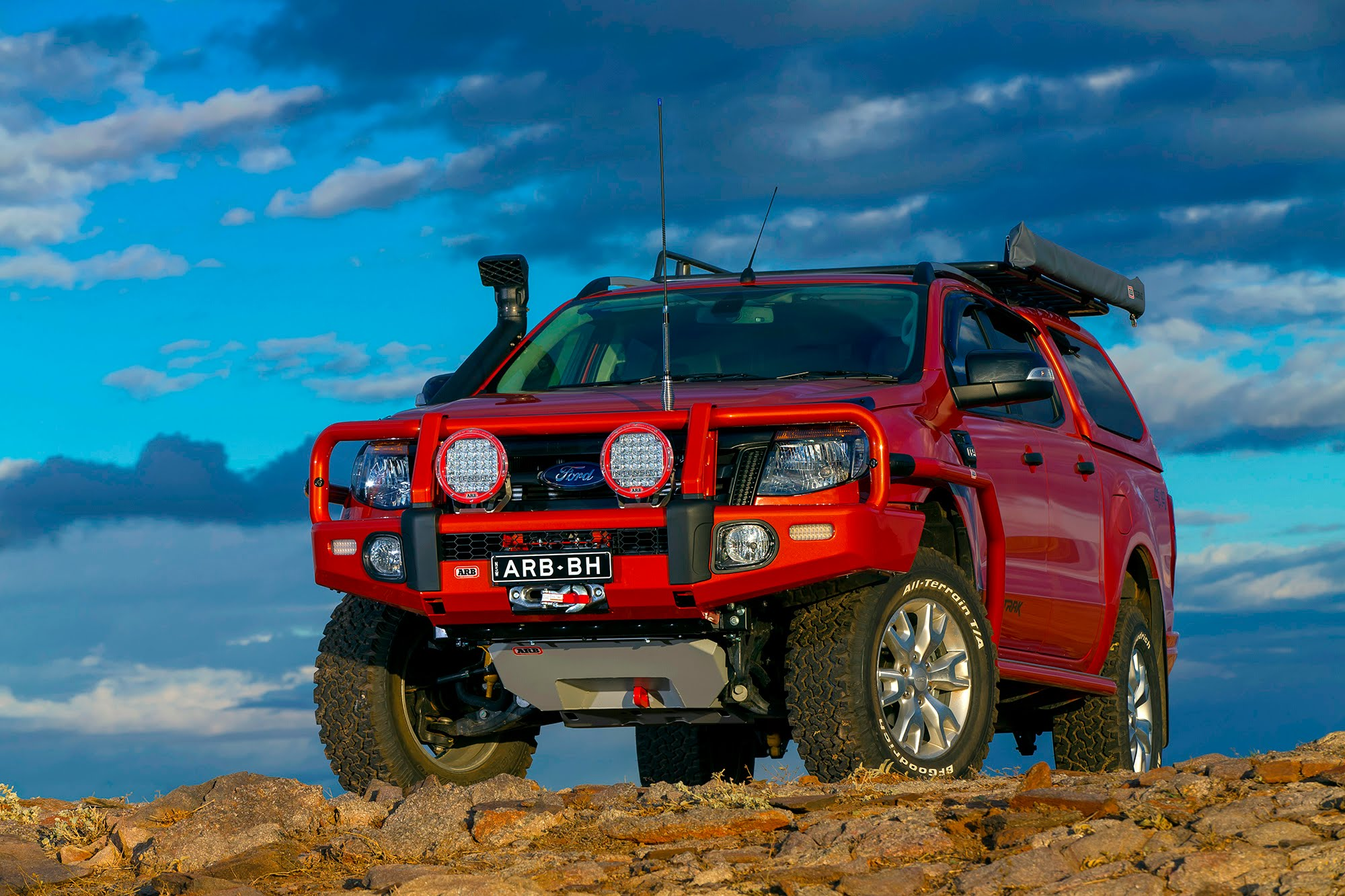 ARB Ranger. So. Much. Want.