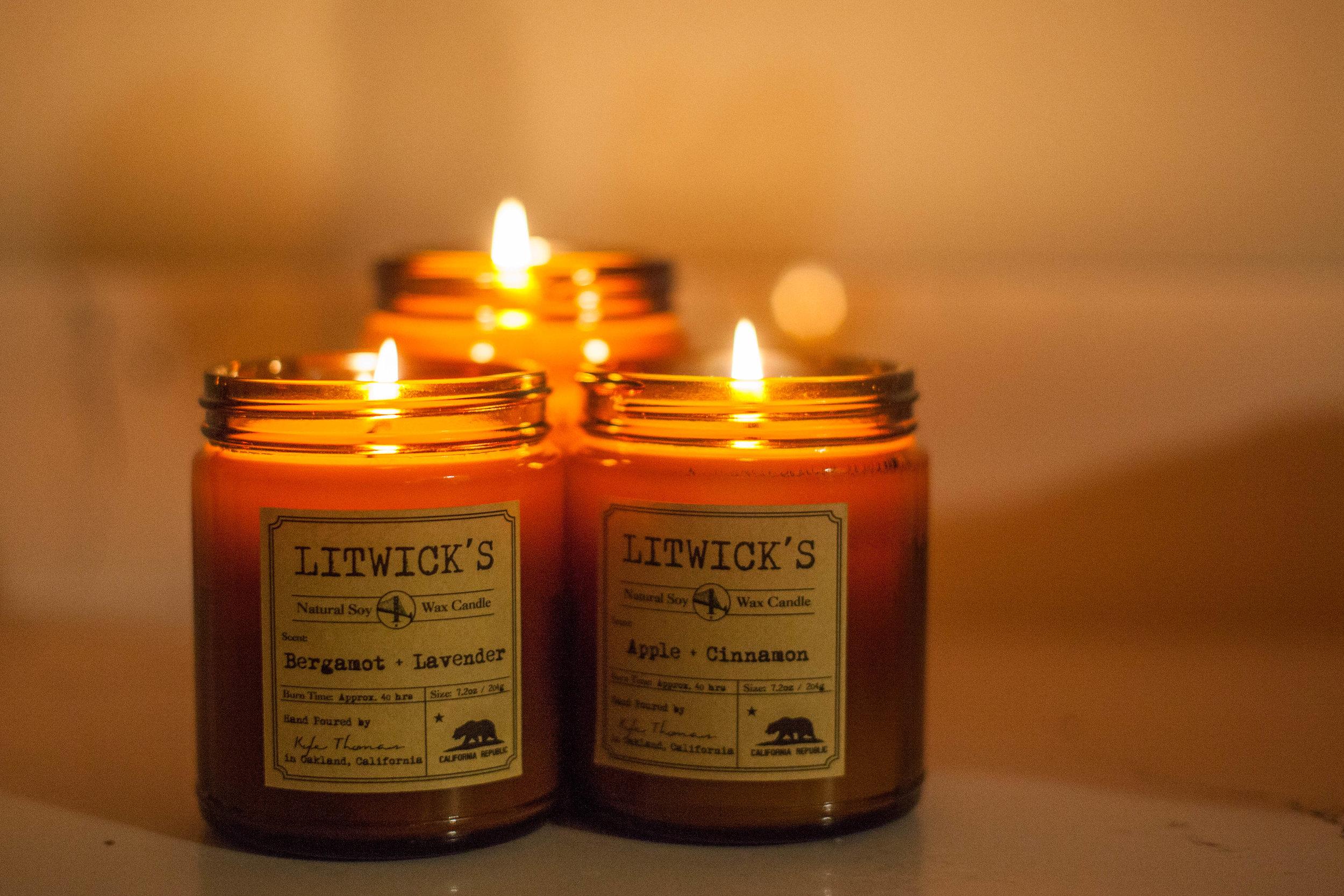 Shop Candles -