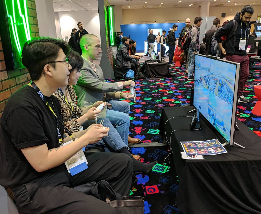 The MADE Exhibit at GDC 2019