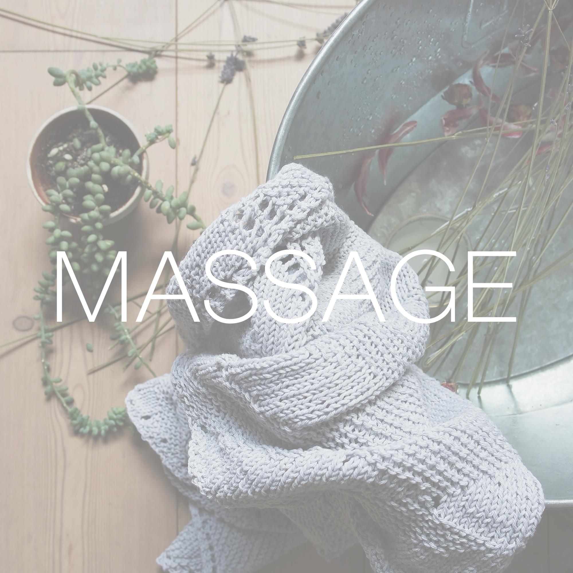 SPAAH Massage Services