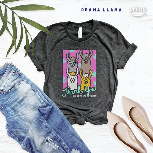 🎵Thank You for Being My Llama🎵 We think you need this Golden Llamas tee, Rose Nyllama. 🦙  #goldengirls #stolaf #dramallama