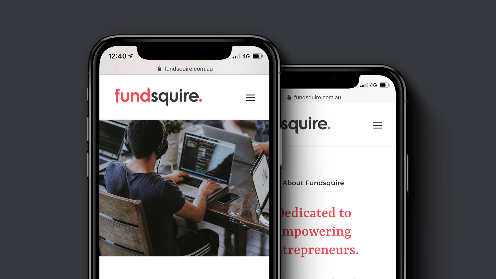 Nectar-&-Co-Fundsquire-Financial Services Web Design Agency Sydneyjpg