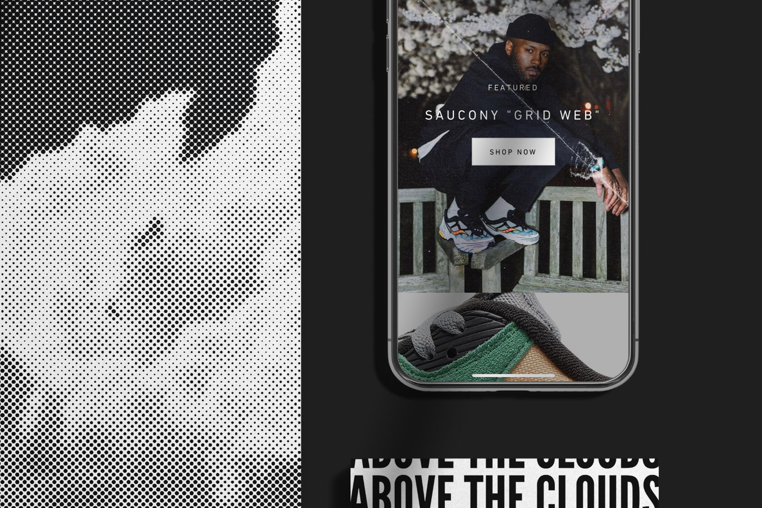 Above The Clouds  Art Direction | Brand Identity | Shopify Design & Development | Social Media Management