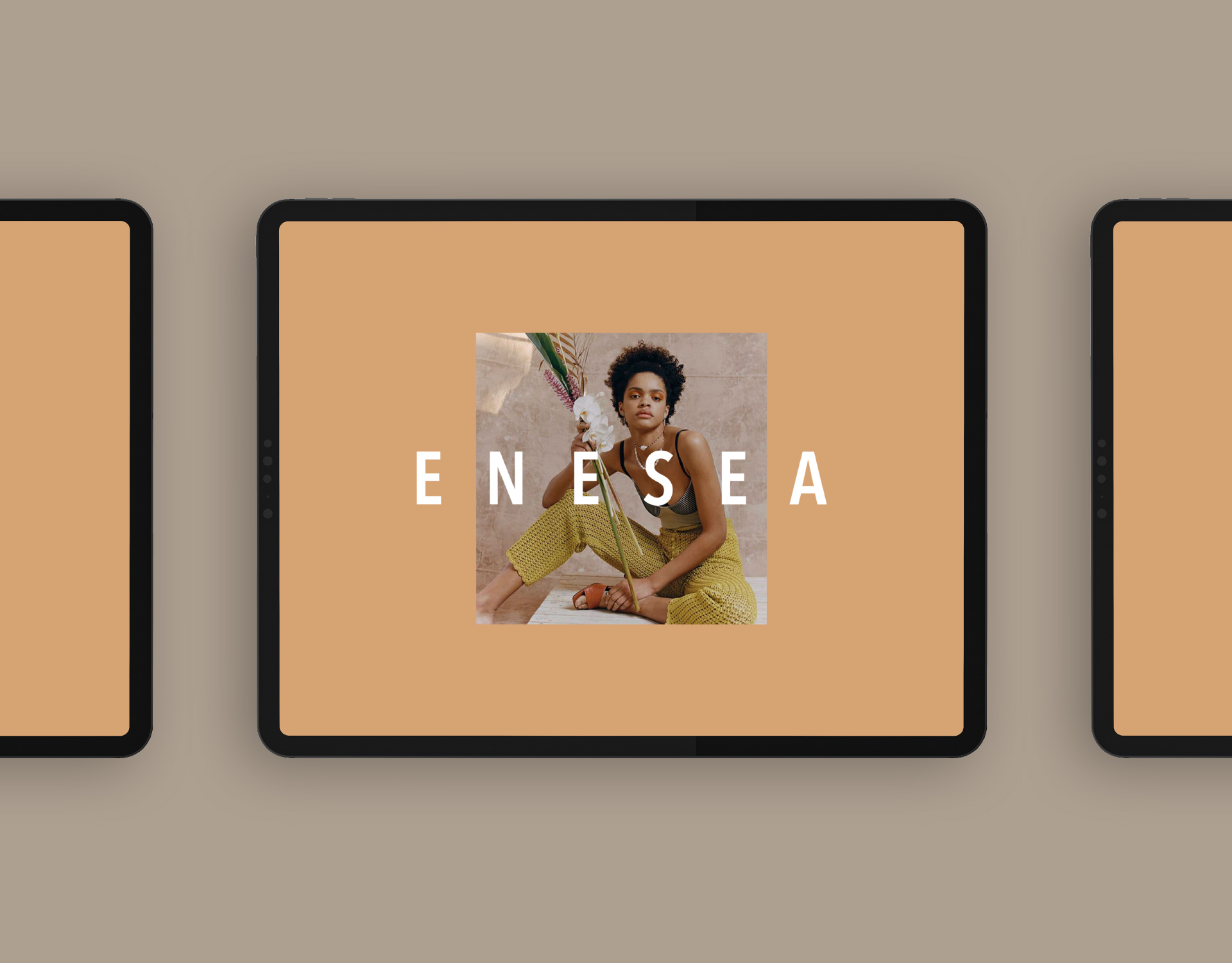 Enesea Jewellery  Art Direction | Product Photography | Web Development