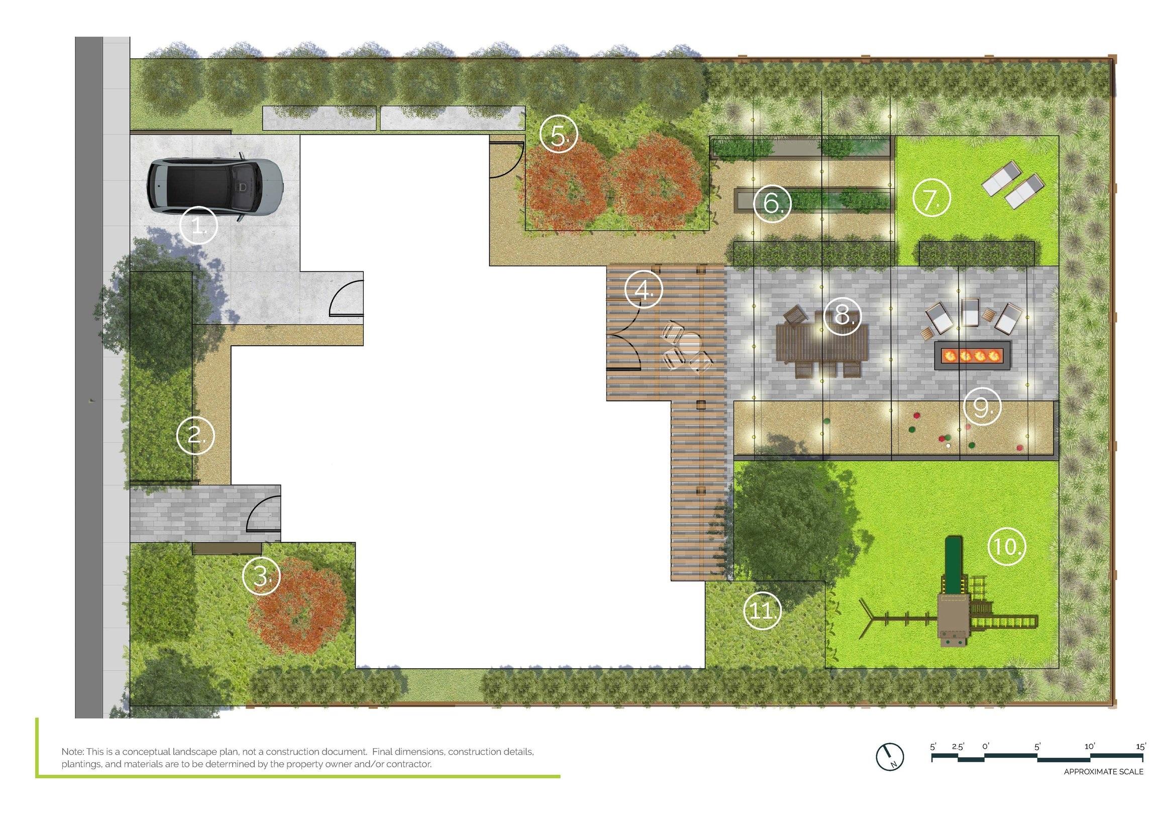 PortlandEntertainmentGarden - Full Property PlanPortland, OR