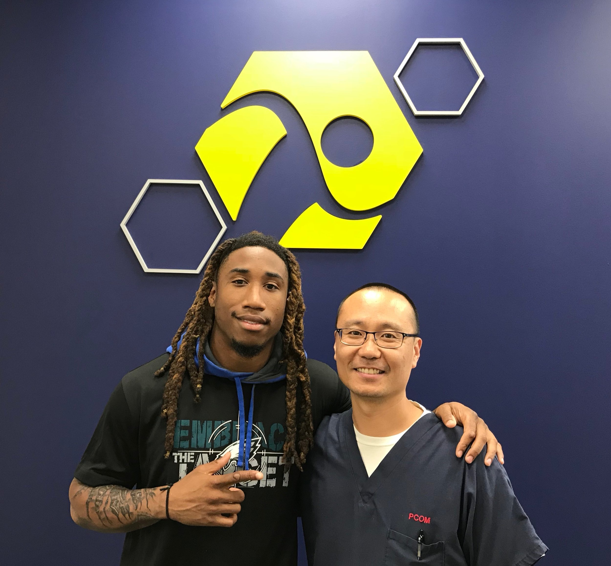 Ronald Darby (#21 CB Philadelphia Eagles)
